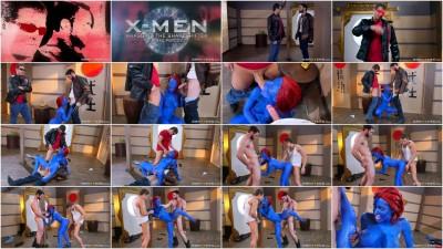 Nicole Aniston — XXX-Men Shagging The Shapeshifter (2016)