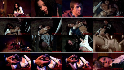 Fortune Teller Gypsy Sees Own Punishment Part 1 - BrutalDungeon