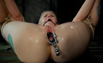 An inimitable hot BDSM