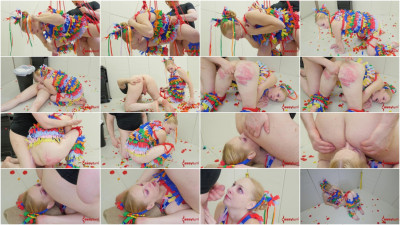 Delirious Hunter — Anal Pinata — BDSM, Humiliation, Torture HD