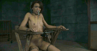 A Young Slave Girl Sucking Dick