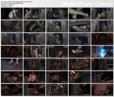 bdsm Curious Elise Have The Best Day Part One