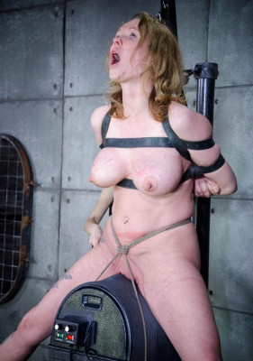 Powerful orgasms in bdsm action