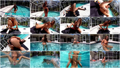 Pool Anal Stretching (2014)