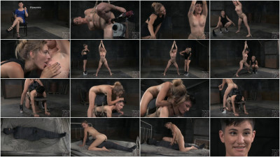 Gimpy the Fucktoy: Joey Minx, Mona Wales — BDSM, Humiliation, Torture