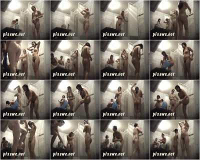 Piss And Shower Room Vol. 27
