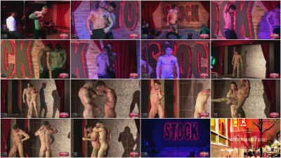 Stockbar #1619 - Carl & Dominic — Shower 29-04-2016
