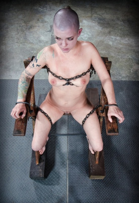 bdsm FrankenSlave-Abigail Dupree, Bonnie Day and Pockit Fanes