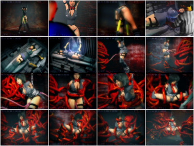 Climax hell Sailor torture 3D