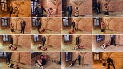 Failed shibari photoset Part One (2015)
