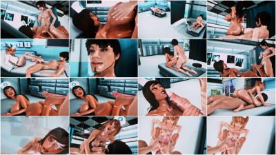 Crazy nurse extracted sperm
