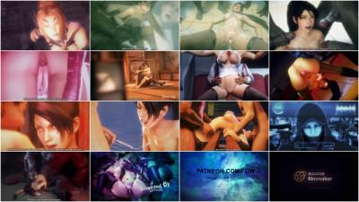 Kunoichi 2: Fall of the Shrinemaiden & Beastly Bacchanalia