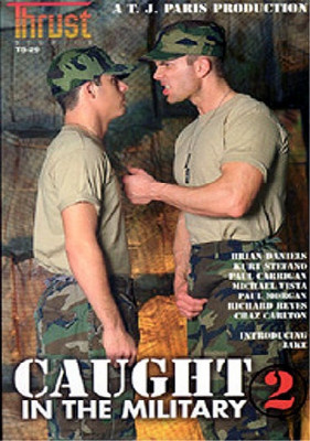 Caught in the Military 2 Front Cover