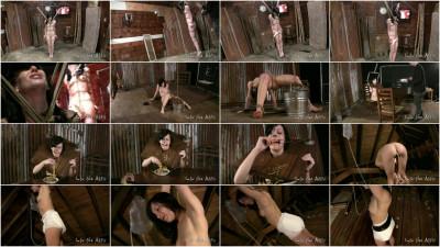 Elise Bondage movie two