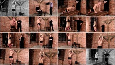 Gay BDSM Rent-a-Body III - Ilya - Part I