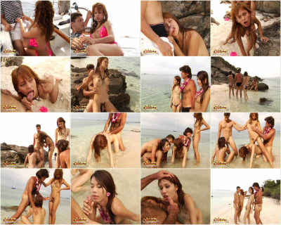 Extreme Ladyboys - Candy Alisa And Bella