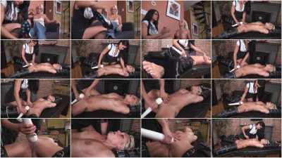 OrgasmAbuse - Orgasm Therapy Volume 1