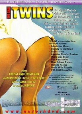 Anal Intruder 6: The Anal Twins (2003)