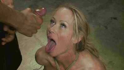 Simone Sonay Whore Stuffed With 2 Huge Cocks