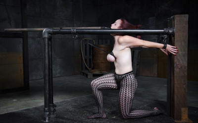 bdsm Bella Rossi-Plight of the Pipes