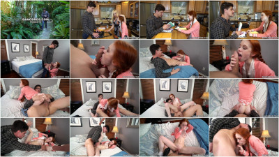 Dolly Little - Post Class Seduction By A Red Head FullHD 1080p