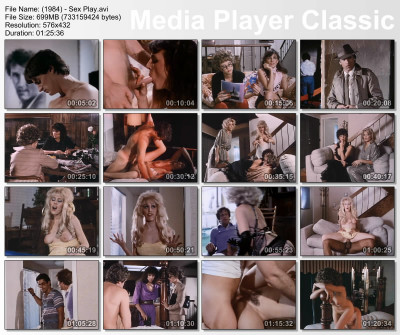 (1984) - Sex Play