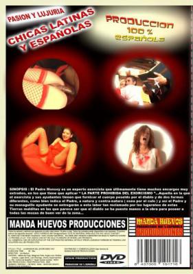 La mansion del exorcismo XXX