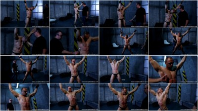 RusCapturedBoys - Striptease Dancer Boris Part II