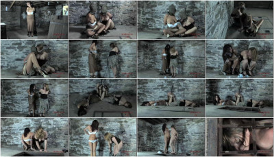 A Two Girl Predicament | Lavender Rayne and Brina James
