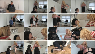Mistress Eleise De Lacy - Her New Slutty Secretary