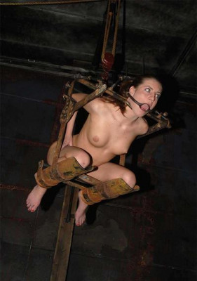 The natural beauty of BDSM