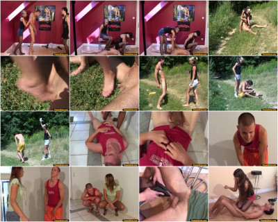 Big Best Collection Clips 50 in 1 , «Femaledom». Part 2.
