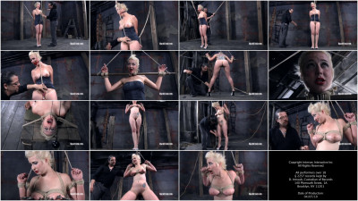 Honey Oil Niki Nymph — BDSM, Humiliation, Torture
