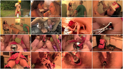 Collection of fetish sex (26 video)