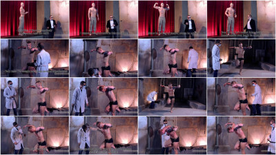 Gay BDSM Slaves Auction Vitaly Part One (2016)
