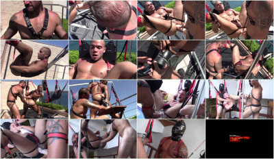 Masked Men Matthias' Fist Fantasies 1