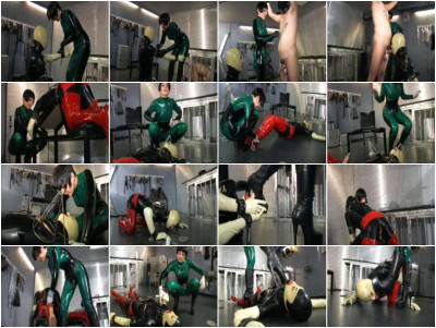 Madame Zoe - Lesson For Her Rubberslut