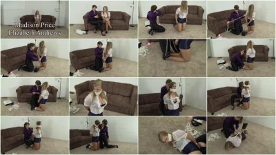 Madison Price And Elizabeth Andrews Step S. Double Cross (2015)