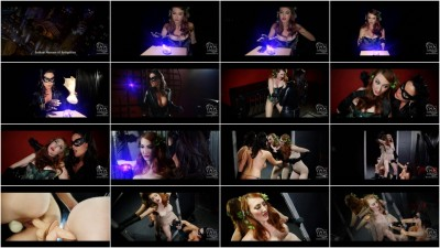 Christinabound — Catwoman and Ivy O