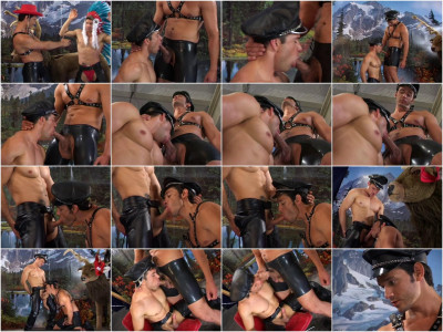 Yosvany Valero and Carlo Rivas - gay gloryhole bj!