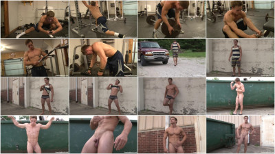 Pumping Muscle - Tyler N - Photo Shoot 2