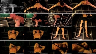RusCapturedBoys — Bodybuilder Vasily in Jail Final Part