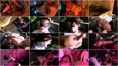 Illegal Brawny Bodies Market — Secret Party — HD, Hardcore, Blowjob, Cumshots