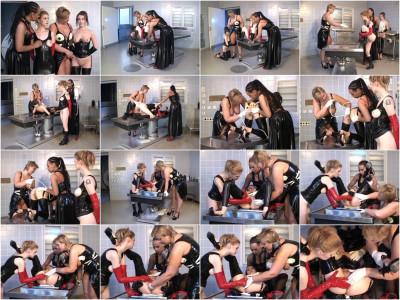 Fetish House 8 Die Lernschwestern- Scene 3