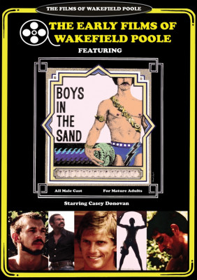 Boys in the Sand Cover Front
