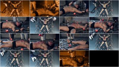 Gay BDSM Fake Photoshooting - Final Part
