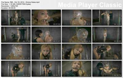bdsm Silkworm pupa - Emma Haize