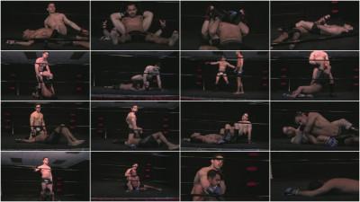 Muscle Domination Wrestling – S03E15 – Glove Fetish Beatdown