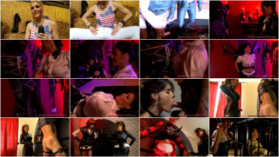 DominatrixAnnabelle - Super Gold Collection. 28 Clips. Part 8.