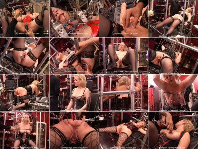 Torture Galaxy. Super Vip Collection. 16 Clips. Part 5.
